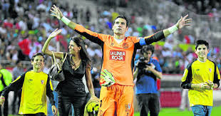 Palop, the best goalkeeper in the history of Sevilla