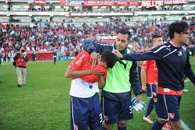 Independiente has dropped for the first time to the Argentine Second.
