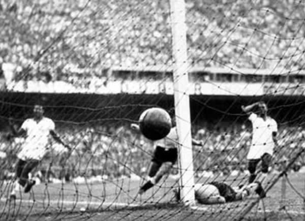 The Maracanazo marked the second World Cup in Uruguay.
