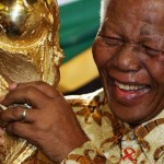 The importance of Nelson Mandela in the world of football