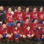 El Numancia de Soria fue la revelación de la Copa del Rey de 1996