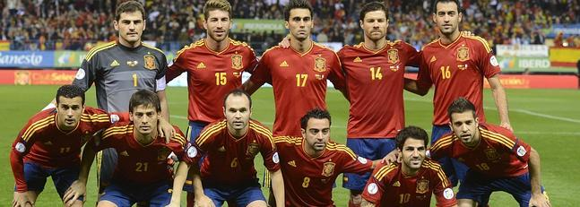 Confederations Cup 2013: lists summoned all selections