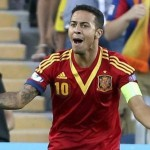 Spain proclaims champion of Europe sub 21 beating Italy 4-2 with three goals from Thiago