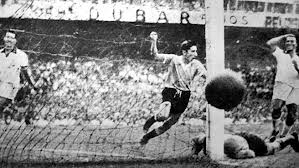 Gigghia scored the Maracanazo.