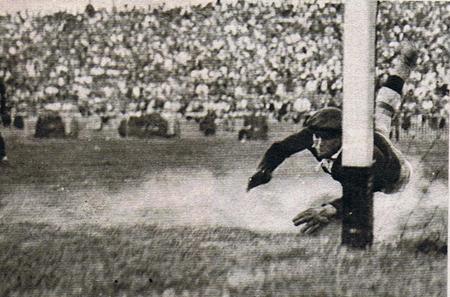 Zamora, el futbolista más mediático de la historia de España.