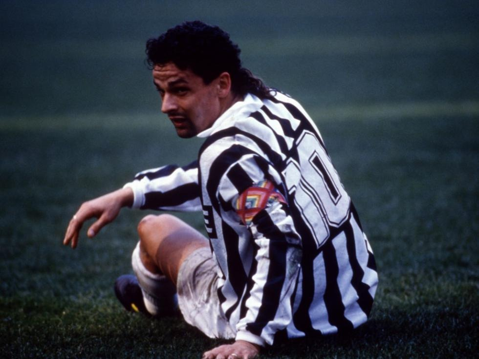 Roberto Baggio always among the best