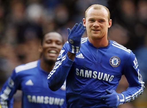 Rooney se va al Chelsea.