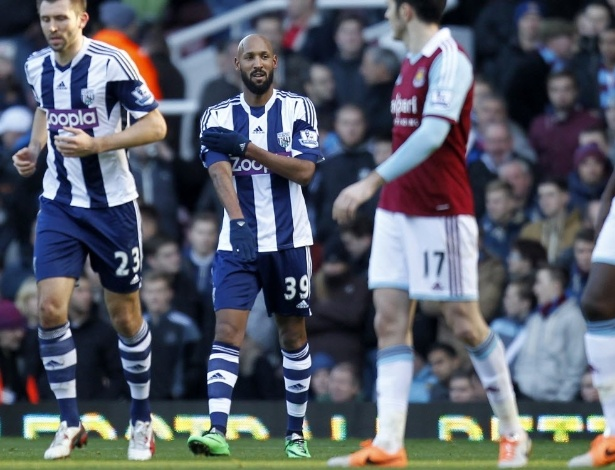 This gesture with racist overtones cost him dearly Anelka. Dismissal other than an exemplary punishment.