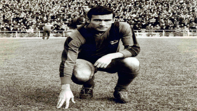Antonio Calpe won many titles with zamarra of Madrid and Levante is a myth.