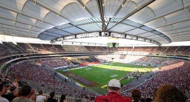 Aquí se jugó la final de la Copa Confederaciones 2005.