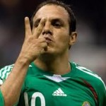 Cuauhtemoc Blanco: one of the best players in the history of Mexico