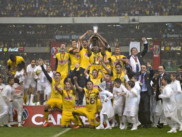 El América se proclamó recientemente campeón de la Liga MX tras ganar la final contra Cruz Azul
