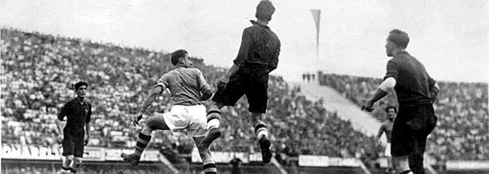 Spain may have won his first World Cup 1934 but it was berthed in Italy