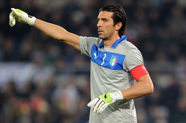 Buffon was voted best goalkeeper of XXI Century.
