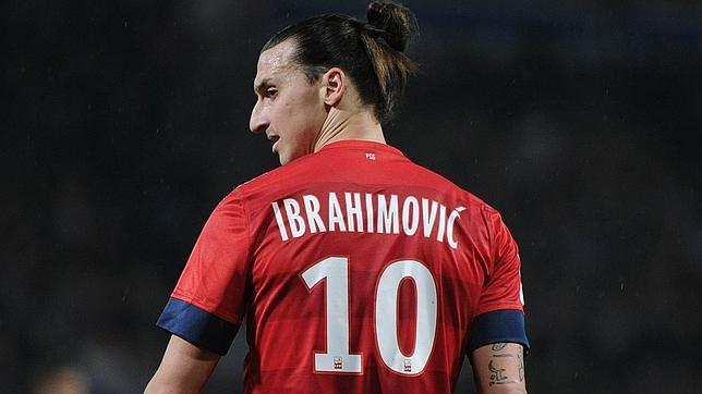 The Swede Ibrahimovic is one of the best players in the world. It is also one of the highest