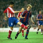 Jordi Cruyff: the weight of the name
