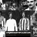 Footballers with a mustache: that vanished race