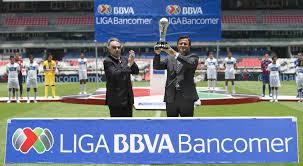 El BBVA español patrocinará la liga mexicana