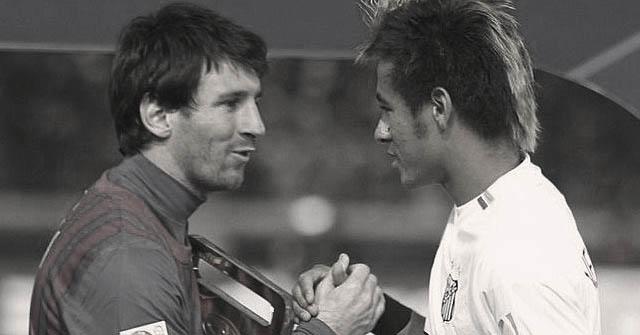 Neymar y Messi pueden formar una sociedad letal en el Barcelona