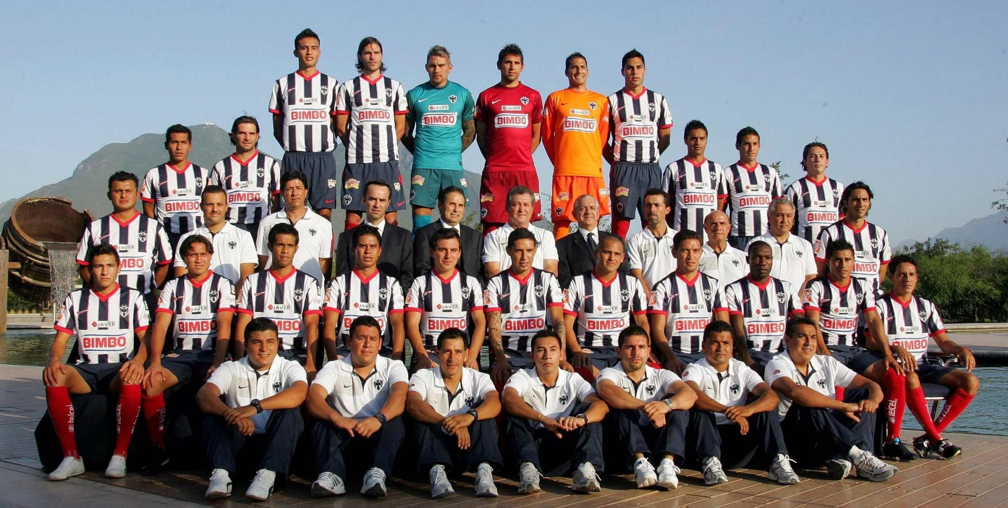 Rayados del Monterrey are the most expensive team in Mexico