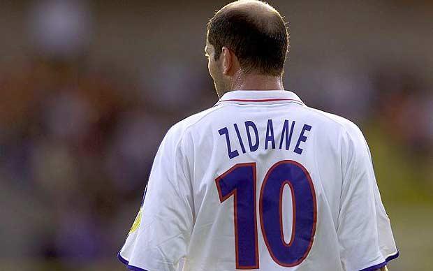 Zidane 10 1