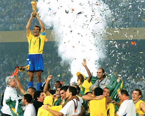 O' Rei Cafu lo ha ganado todo...todo...menos el oro olímpico y la UEFA.