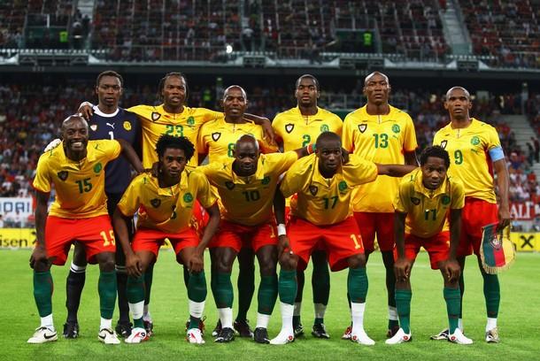 Camerún ganó los Juegos del año 2000.