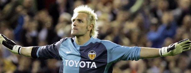 Cañizares fue Zamora tres veces con el Valencia.