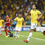 Brazil wins Confederations Cup by thrashing to Spain 3-0