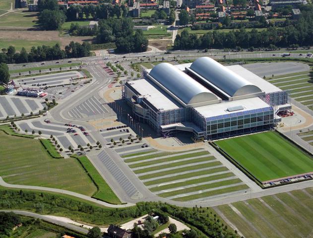 El Vitesse juega en el Gelredome de Arheim, un estadio con techo retráctil.