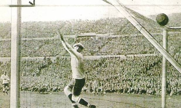 goal in the World Cup final 1930