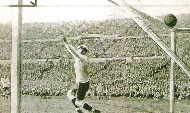 gol en la final del mundial 1930