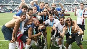 Estados Unidos se ha proclamado campeón de la Copa Oro.