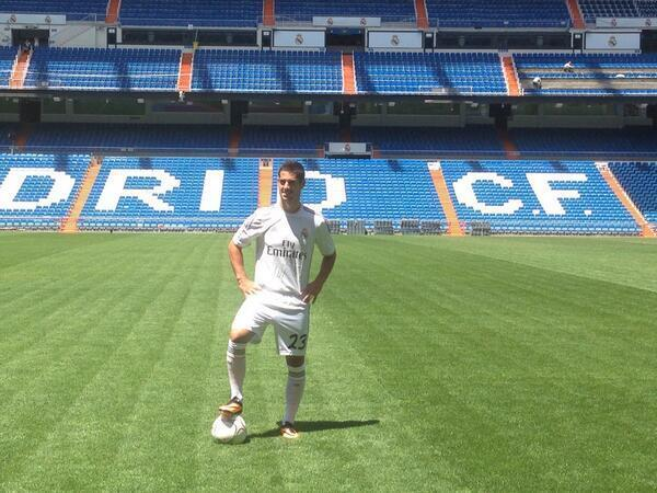Isco presented as a Real Madrid player: Is it really antimadridista?