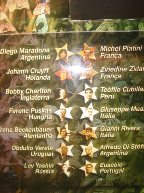 Maracana-Sterne