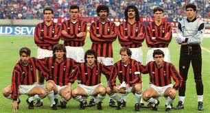 El AC Milan estuvo invicto 58 partidos.