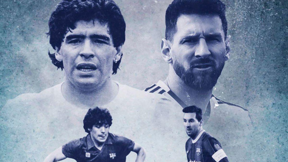 Los mejores jugadores argentinos de la historia
