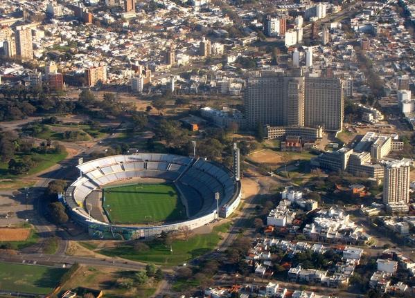 El Estadio Centenario tiene capacidad para 65.000 espectadores.