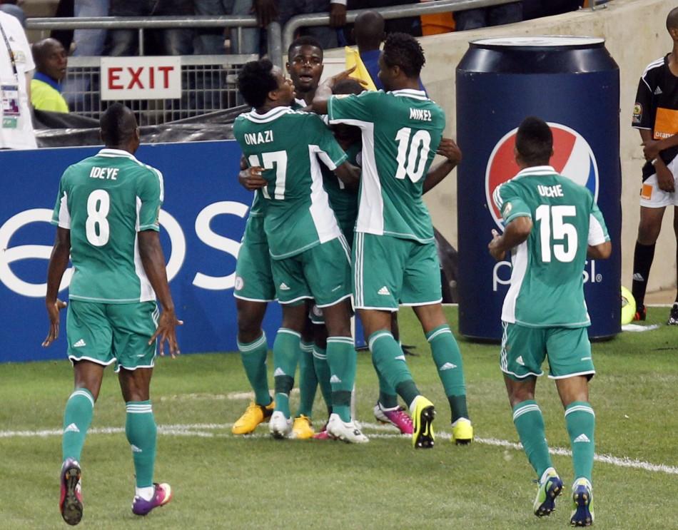 El negro futuro del fútbol africano