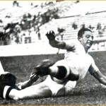 Silvio Piola, Italy's top goalscorer and the inventor of the Chilean