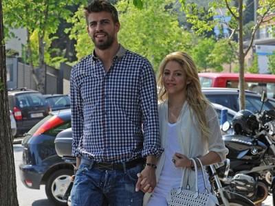 Gerard Pique and Shakira, a curious couple