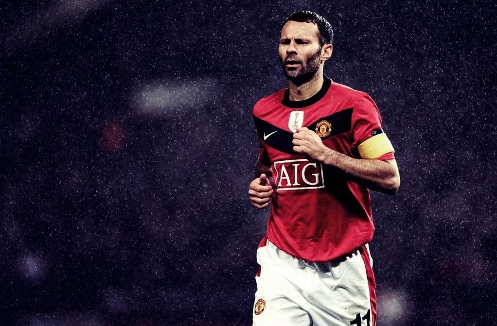 Ryan Giggs a life dedicated to Old Trafford.