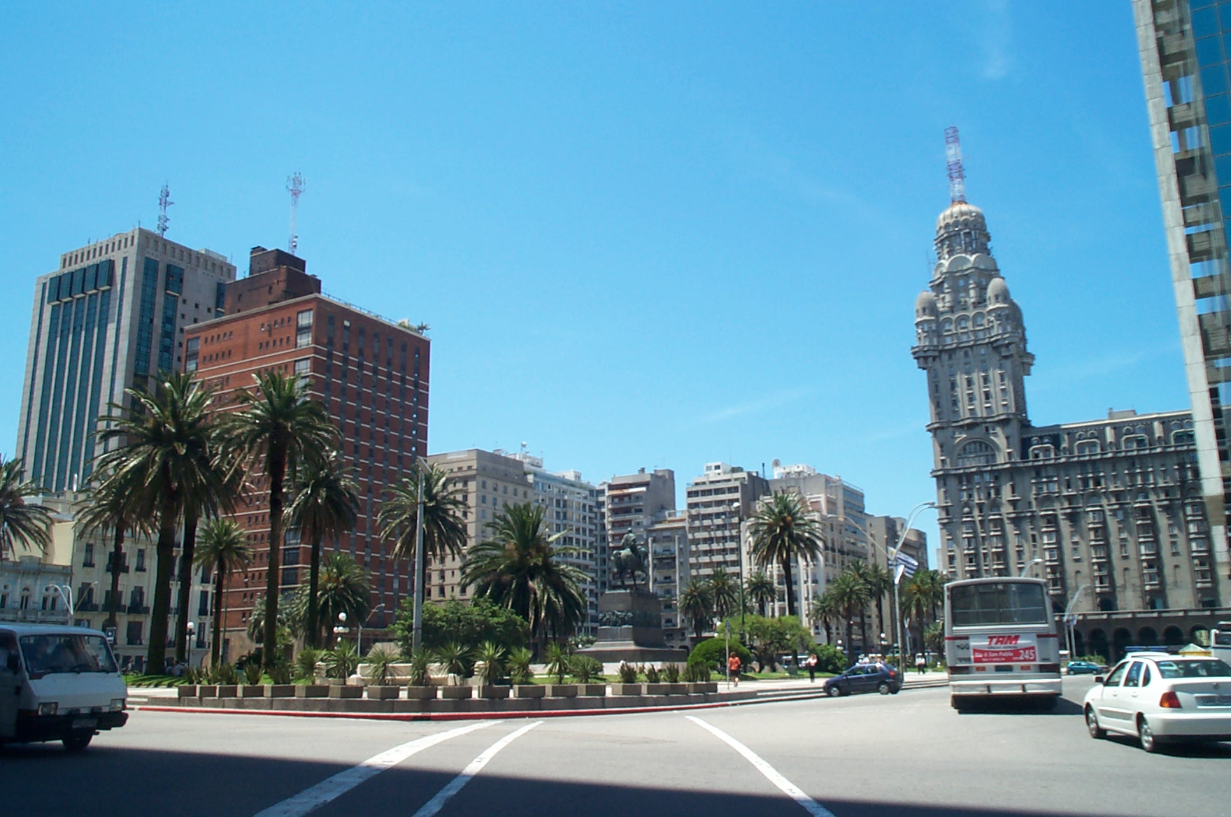 Montevideo, the world capital of football