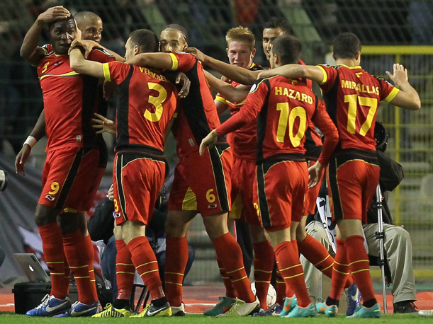Belgium has a team to follow closely.