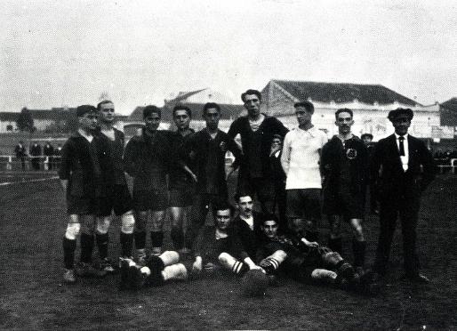Este era el equipo que formó el Barcelona en esa eliminatoria.