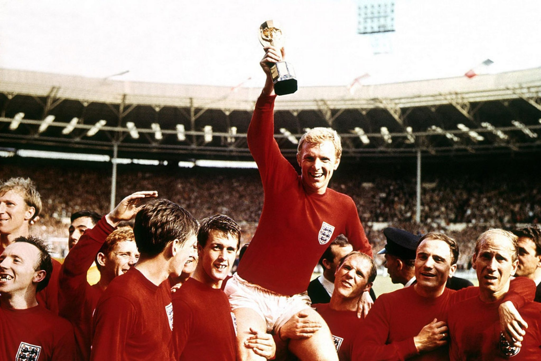 Bobby Moore, Is the best English footballer of all time?