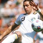 Giorgio Chinaglia: one of the leaders Lazio guns