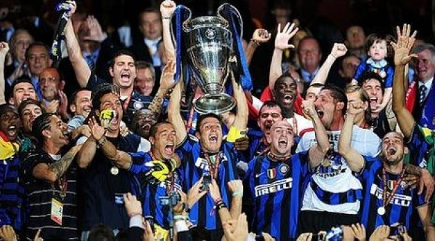 Inter won the Champions of 2010 and he made a triplet. Since then the club is plunged into a black hole.