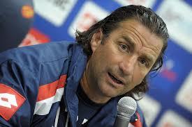 Pizzi ejerce ahora de entrenador en Argentina.