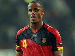 Kompany was voted best player of the Premier 2012